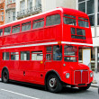 Royalty-Free Stock Photo: London bus