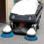 Street sweeper — Stock Photo #2535471