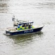 Stock Photo: Police boat