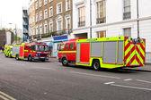 Fire rescue — Stock Photo