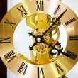 Stock Photo: Clock dial