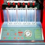 Ultrasonic cleaning machine — Stock Photo