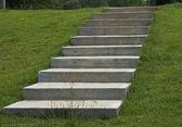 Concrete Steps — Stock Photo