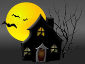Haunted House2 — Stock Photo
