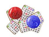 Bingo Jumble — Stock Photo