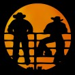 Two Cowboys - 