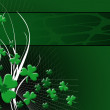 St patrick day background — Stock Photo