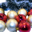 Christmas background — Stock Photo #2114423