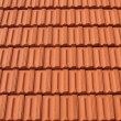 Royalty-Free Stock Photo: Rows of Roof Tiles