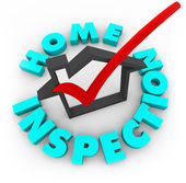 Home Inspection - Check Box — Stockfoto