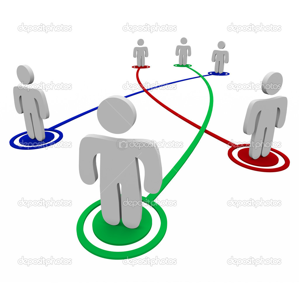 personal connections partnership links clipart clip connection social network link middleman value leverage royalty seo business graphics illustrations plus google