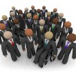 Diverse Group of Business - Stock Photo