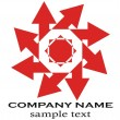 Company logo - Stock Vector