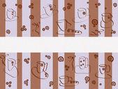Coffee background — Stock Photo