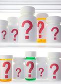 Gabinet medycyny martwić — Zdjęcie stockowe