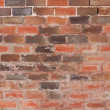 Old brick wall background — Stock Photo #2051037