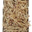 Pile of matches over empty boxes — Stock Photo #2052337