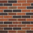 Stock Photo: Colorful terracottbrick background