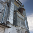 Old grain elevator — Stock Photo #2053300