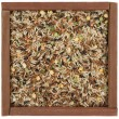 Stock Photo: Pilaf mix in a wooden box