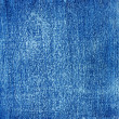 Blue grunge painted scratched texture — Stock Photo