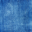 Blue grunge painted  texture — Stock Photo