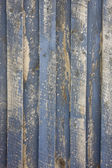 Weathered wood with gray paint — 图库照片