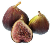 Fresh Turkish figs — Stock Photo