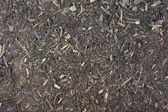 Dry garden potting soil background — Stock Photo