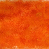 Red orange grunge painted and scratched — Stock Photo