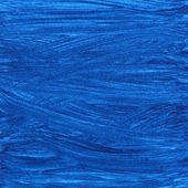 Dark blue wavy watercolor background — Stock Photo
