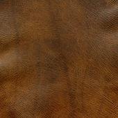 Noodlijdende bruin leder texture — Stockfoto