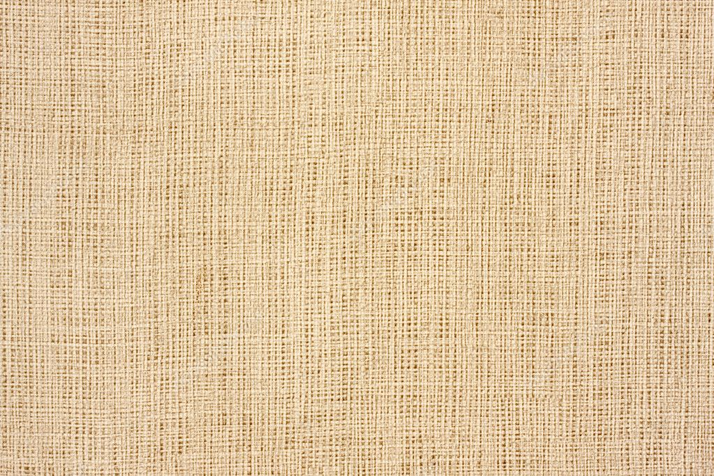 Coarse beige textile wallpaper - textured background — Stock Photo #2050247