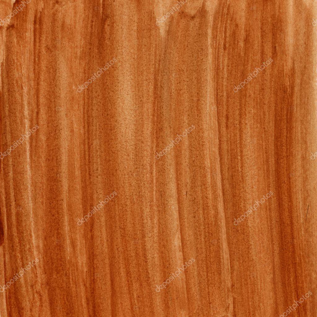 布朗(棕褐色) 水彩背景涂上垂直画笔描边– 图库图片