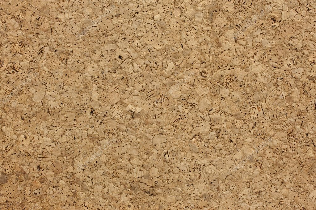 Close-up of blank cork board, textured background — Stock Photo #2053751