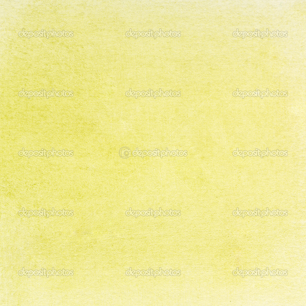 Yellow green texture - hand painted and scratched watercolor background, self made — Stock Photo #2054345