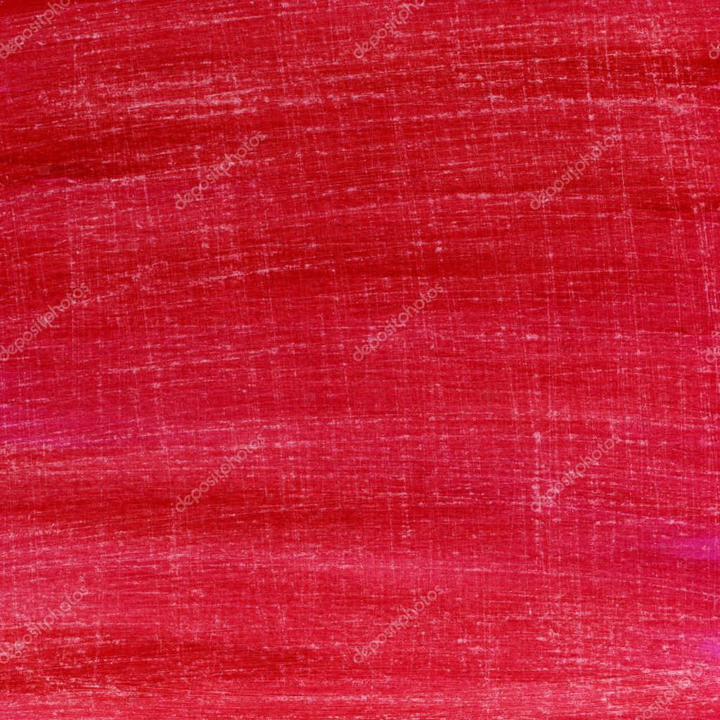 Dark pink watercolor painted abstract with scratch paper texture, self made — Stock Photo #2057141