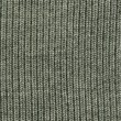 Gray knitted wool sweater texture - Stock Photo