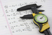 Get a grip on math concept — Stock Photo