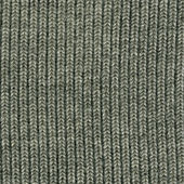 Gray knitted wool sweater texture — Stock Photo