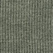 Grijze gebreide wollen trui textuur — Stockfoto