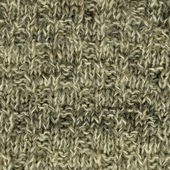 Handmade knitted wool texture — Stock Photo