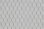 Black lace fabric pattern — Stock Photo
