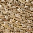 Straw hat detail - Stock Photo