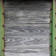 Wood and metal background from old farm machiner - Foto Stock