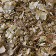 Wood shavings, chips and sawdust — Stock Photo #2434525