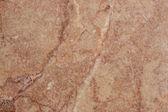 Textura de piedra mármol rosa — Foto de Stock