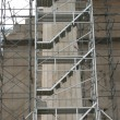 Parthenon restoration detail - Stockfoto