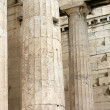 Ancient pillars — Stockfoto