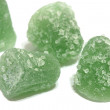 Green candy - Foto Stock